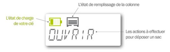 charge badge vert