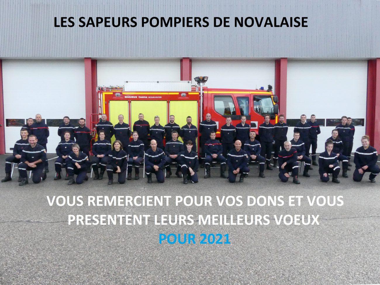 Les calendriers des sapeurs pompiers