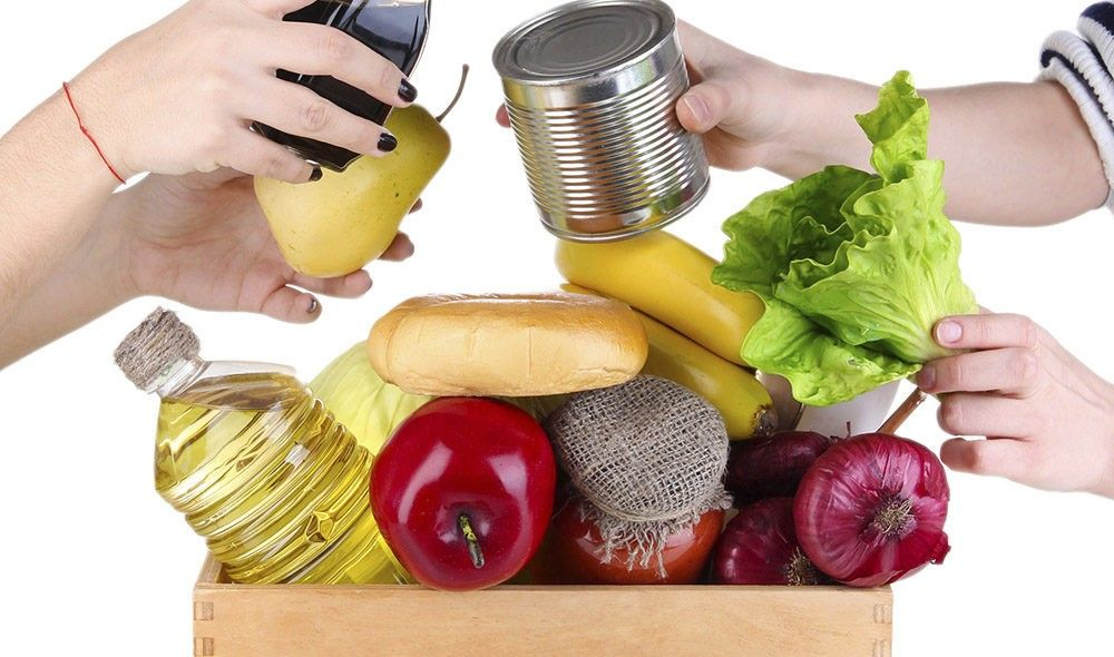 Aide alimentaire à domicile