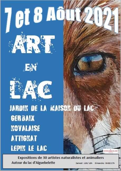 Exposition Art en Lac