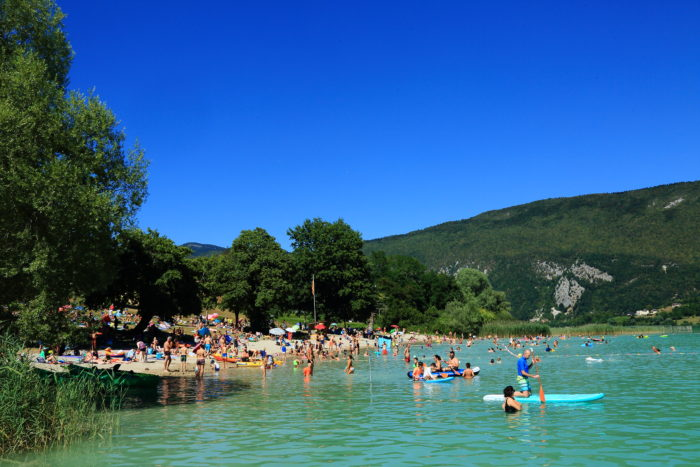 Plages : pass sanitaire