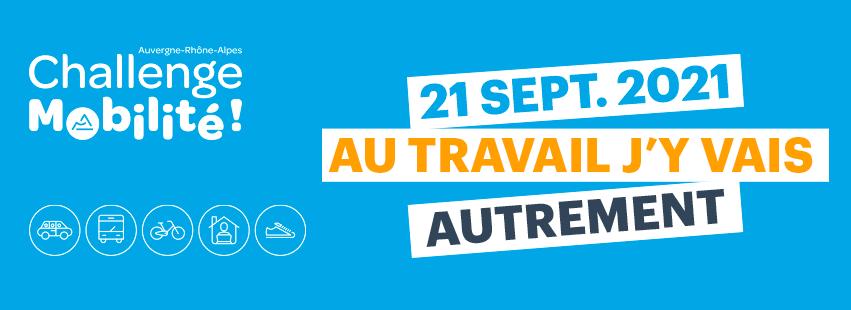 Challenge Mobilité Auvergne-Rhône Alpes